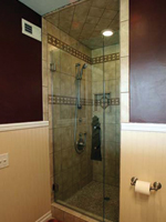 Custom Shower Doors Sacramento