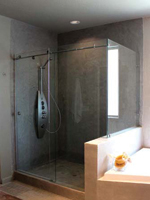 Framless Shower Doors Sacramento