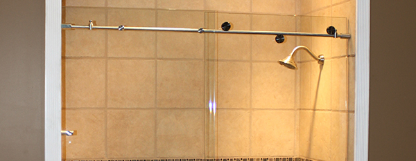Frameless Sliding Glass Shower Doors Sacramento